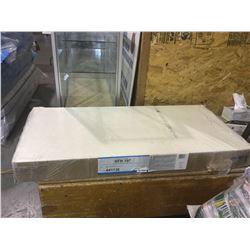 """Avalon Fire Ceiling Tile - White - 2' x 4' x 5/8"""" (64sq ft) Model: RFR-197"""