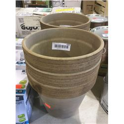 Stack of Pot Planters