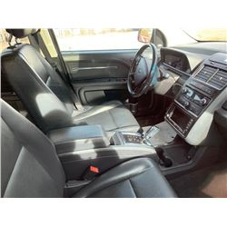 2010 Dodge Journey Multipurpose Vehicle (MPV), VIN # 3D4PH6FV3AT229261