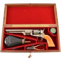 Colt Model 1851 London Navy Cased