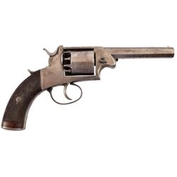 Adams Prototype English Percussion Revolver