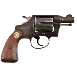82nd Artillery Colt Detective Special .38 1966