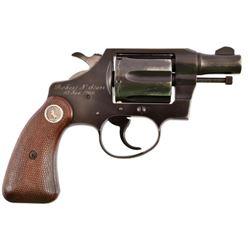 82nd Artillery Colt Detective Special .38 1966