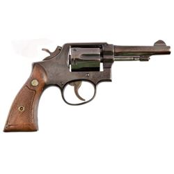 U.S. 1 / 9th Cavalry Marked S&W .38 Special