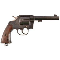 Colt New Service .45 Revolver