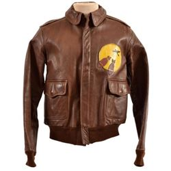 708th Bomb Squadron A-2 Flying Jacket