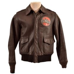 A-2 Flying Jacket 49th Bomb Sq. 15th Air Force