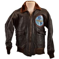 U.S. Navy G-1 Leather Flying Jacket VPB-32