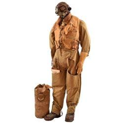 WWII British Fighter Pilot Flight Suit