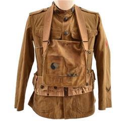 U.S. Army WW I Uniform H.W. Miller 29th Infantry