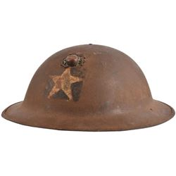 USMC Model 1917 2nd Division Helmet