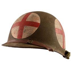 WWII Medic M-1 Helmet