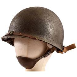 WWII U.S. M-2 Paratrooper Helmet