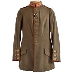 Imperial German 2nd Garde Division Grenadier Tunic