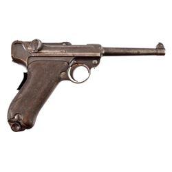 DMW 1900 American Eagle Luger .30 Caliber