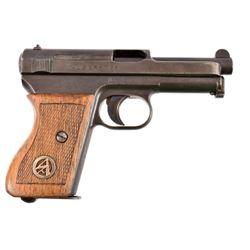 Nazi German Strumabteilung Mauser M1914 Pistol