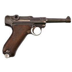 1911 Erfurt Imperial German Luger 9mm Pistol