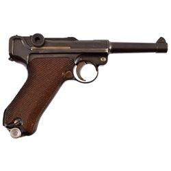 1935 Mauser Luger 9mm Serial Number 8
