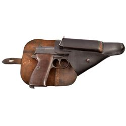 WWII Captured Nazi SS Walther P-38 Pistol