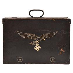 WWII Nazi German Siemens Portable Radio