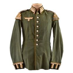 WWII Nazi German Wermacht Musician Dress Tunic