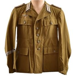 WWII Nazi German Afrika Korps Tunic & Trousers