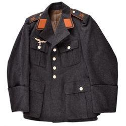 WWII Nazi Luftwaffe Tunic Communications Private