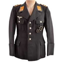 WWII Nazi German Officer's Tunic