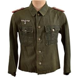 Panzer 5th Regiment Tunic for Lieutenant c.1940