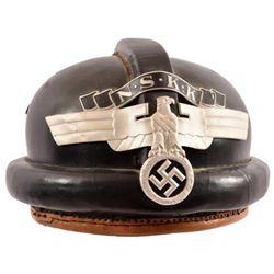 WWII Nazi German N.S.K.K. Helmet