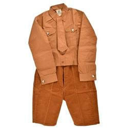 WWII Nazi German Brown Shirt & Trousers NOS