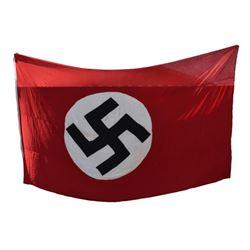 WWII Nazi German Huge Swastika Banner