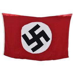 WWII Nazi German Large Swastika Banner