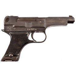 WWII Imperial Japanese Type 94 Nambu 8 mm Pistol