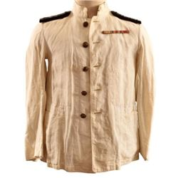 WWII Imperial Japanese Navy Officers White Tunic