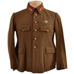 WWII Imperial Japanese Pilot Officers Tunic