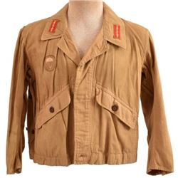 WWII Imperial Japanese Paratrooper Tunic & Pants