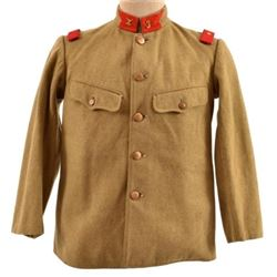 WWII Imperial Japanese Infantry Tunic