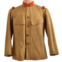 WWII Imperial Japanese Army Tunic