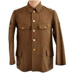 WWII Imperial Japanese Navy Wool Tunic