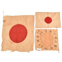 WWII Imperial Japanese Flags