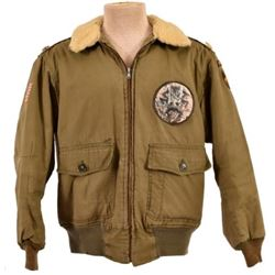 WWII B-10 Jacket 507th PIR 17th Airborne Division