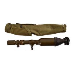 WW2 M86F Telescope for M18 Antitank Rifle