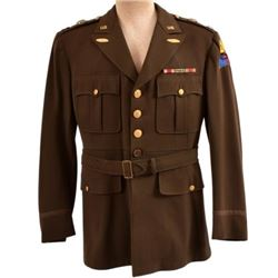 U.S. Army Tunic & Pants Capt. 1st Armored Division