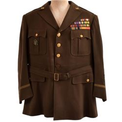 WWII U.S. Army 3 Star General Tunic & Riding Pants