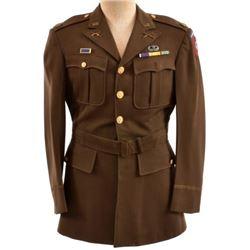 WWII U.S. Army 82nd Airborne Lt. Colonels Uniform
