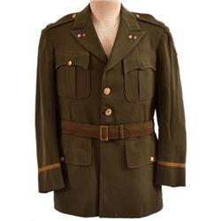 WWII U.S. Army Lt. Col. Merrill's Marauders Tunic