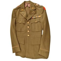 U.S. Army Infantry Captain Tunic & Riding Pants
