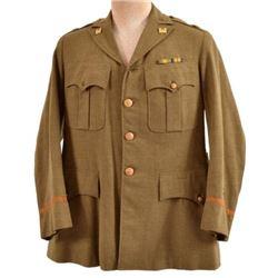 WWII U.S. Army Major Corps Of Engineers Uniform