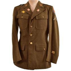 WII U.S. Army 69th Signal Battalion Tunic